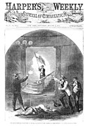 Constitutional Convention Framed Prints - New Orleans: Riot, 1866 Framed Print by Granger