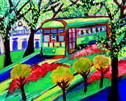 Ted Hebbler - New Orleans Streetcar