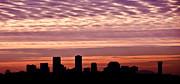 New Orleans Sunrise Print by Renee Barnes