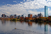 Charles River Photo Prints - New Perspective Print by Juergen Roth