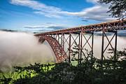 Mary Almond - New River Bridge