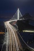Adam Romanowicz - New San Francisco Oakland Bay Bridge Vertical