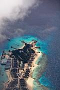 Jenny Rainbow - New Upcoming Resort 6.  Aerial Journey over Maldives