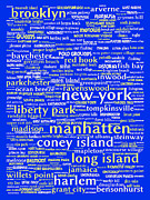 Phrases Posters - New York 20130709 Poster by Wingsdomain Art and Photography