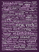 New York Newyork Posters - New York 20130709bwma Poster by Wingsdomain Art and Photography