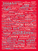 East Coast Digital Art Posters - New York 20130709p120 Poster by Wingsdomain Art and Photography