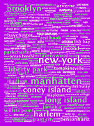 East Coast Digital Art Posters - New York 20130709p60 Poster by Wingsdomain Art and Photography