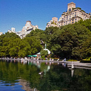 Gregory Dyer - New York Central Park