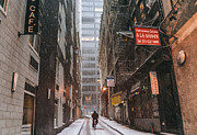 Vivienne Gucwa - New York City Alley in...