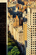 5th Ave. Prints - New York City Print by Brian Jannsen