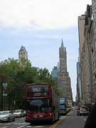 Carriage Photo Prints - New York City - Central Park - 121230 Print by DC Photographer