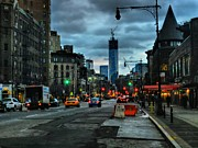 New York City Photo Metal Prints - New York City - Greenwich Village 014 Metal Print by Lance Vaughn