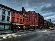 Greenwich Village Art - New York City - Greenwich Village 016 by Lance Vaughn