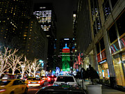 New York City Photos - New York City - Park Ave. 001 by Lance Vaughn