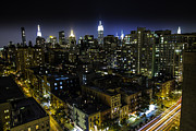New York City Skyline Photos - New York City Skyline by Brent Roberts