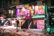 Vivienne Gucwa - New York City - Snow and...
