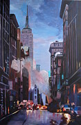 M Bleichner - New York City Street...