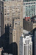 Skyline Photo Metal Prints - New York City - View From Empire State Building - 121212 Metal Print by DC Photographer