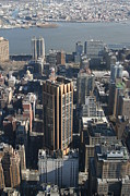 View Prints - New York City - View From Empire State Building - 121214 Print by DC Photographer