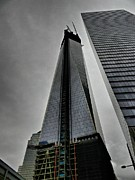 Wtc Art - New York City - World Trade Center 001 by Lance Vaughn