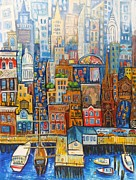 Mikhail Zarovny - New York Downtown