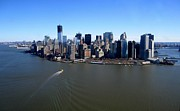 James  Wasdell - New York from Helicopter