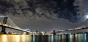 Fdr Drive Prints - New York love Print by Damon Barrett