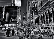 Jeff Breiman - New York Minute In Black...