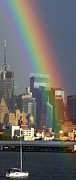 Perry Frantzman - New York Rainbow