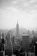 Allan Millora Framed Prints - New York Skyline Framed Print by Allan Millora Photography