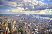 Empire State Building Photos - New York State of Mind by Mandy Wiltse