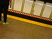 Chuck Taylor - New York Subway