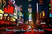 John Malone - New York Times Square