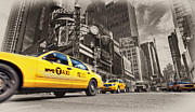 Amador Esquiu Marques - New York Yellow Cab