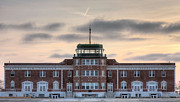 Control Tower Photo Posters - New Yorks First Poster by JC Findley