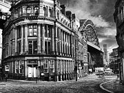 John Adams Prints - Newcastle upon tyne Print by John Adams