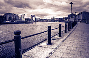 Fencing Originals - Newcastle upon Tyne by Sergey Simanovsky
