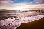 Featured Art - Newport Beach CA Newport Pier Photo by Paul Velgos