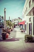 Paul Velgos - Newport Beach Main Street Balboa Peninsula Picture