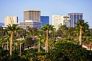 Paul Velgos - Newport Beach Skyline Picture