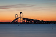Joshua McDonough - Newport Bridge Sunset