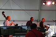 Paul SEQUENCE Ferguson             sequence dot net - Newport Jazz Festival Ravi Coltrane