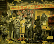 Sol Robbins - Newsstand