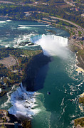 Darleen Stry - Niagara Falls from above