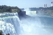 Niagara Falls - New York Print by Mike McGlothlen
