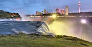 Adam Jewell - Niagara Falls Panoramic Starbursts