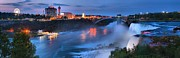 Adam Jewell - Niagara Falls Prospect Point Panorama