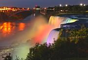 Adam Jewell - Niagara Falls Prospect Point Rainbow