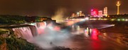 Adam Jewell - Niagara Falls Stunning Panorama