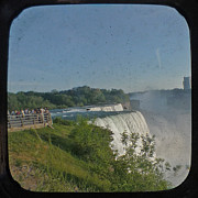 Terrapin Point Posters - Niagara Falls TTV Poster by Heather Allen